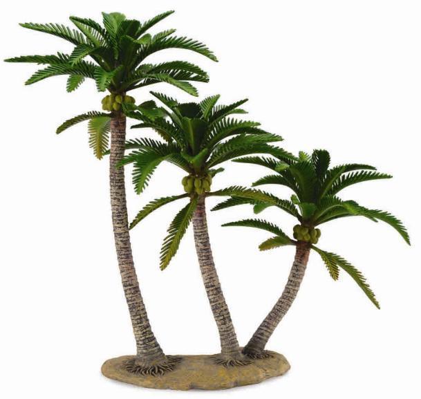 CollectA Фигурка Кокосовая пальма, высота 29.5 см