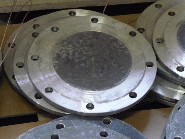 Заглушки фланцевые АТК 24.200.02.90 ст 09Г2С Ру40 200, фото 2