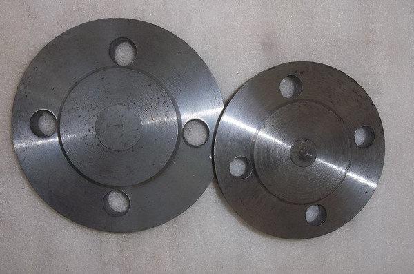 Заглушки фланцевые АТК 24.200.02.90 ст 09Г2С Ру40 50, фото 2