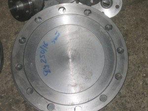 Заглушки фланцевые АТК 24.200.02.90 ст 09Г2С Ру6 250, фото 2