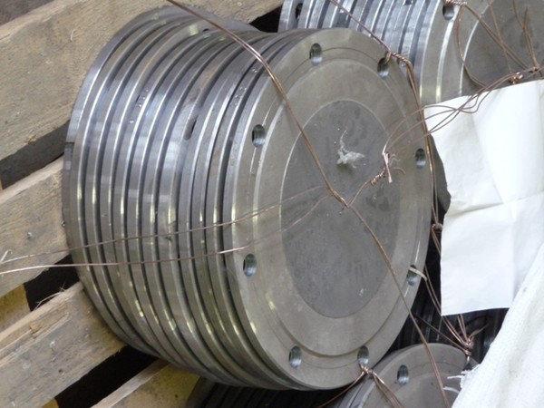 Заглушки фланцевые АТК 24.200.02.90 ст 20 Ру10 300, фото 2