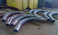 Отвод гнутый ГОСТ 24950-81