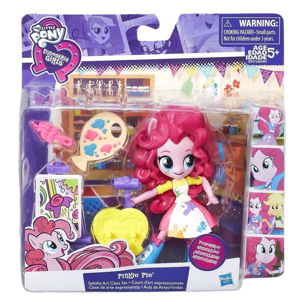 Equestria Girls Мини-куклы с аксессуарами Пинки Пай