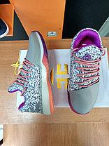 Баскетбольные кроссовки Adidas Harden Vol.1 from James Harden серые, фото 2