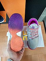 Баскетбольные кроссовки Adidas Harden Vol.1 from James Harden серые, фото 3