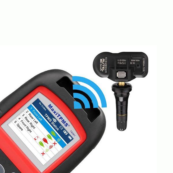 Колесный датчик давления и температуры TPMS Autel MX 315 МГц быстрофиксируемый - фото 4