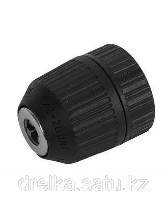 Патрон быстрозажимной для дрели ЗУБР 2907-10-1/2_z01, ЭКСПЕРТ, 10 мм, 1/2 , фото 2