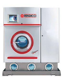 Машины химчистки  RENZACCI 3 бака Progress 30, фото 2