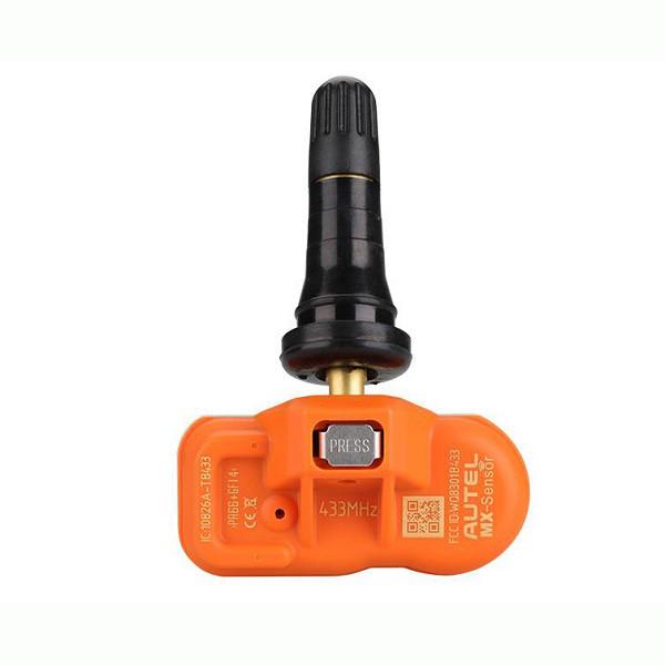 Колесный датчик давления и температуры TPMS Autel MX 433 МГц быстрофиксируемый