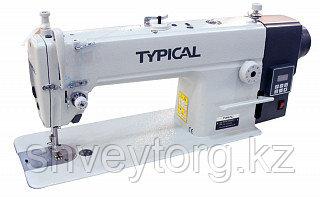 Прямострочная одноигольная швейная машина Typical 6158 MD