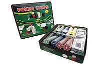Покер 500 фишек. Настольная игра