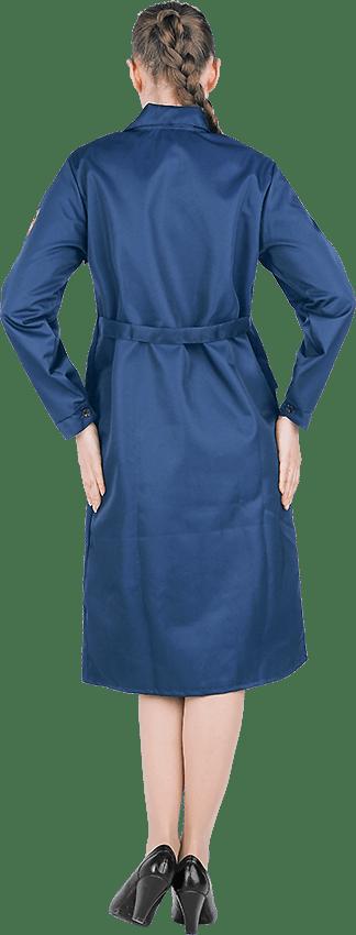 Халат женский рабочий КСЩ «Защита»