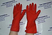 Перчатки резиновые утепленный