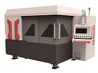Полностью закрытое малогабаритное оборудование для волоконно-лазерной резки XTC-FM0913-5040