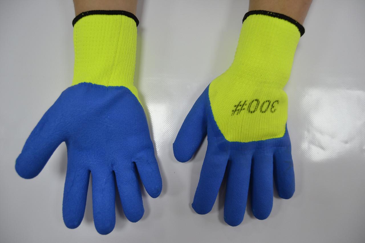 Противопорезные перчатки акриловые