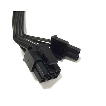 Кабель удлинитель PCI-E 8 pin - 8 pin для видеокарты, фото 2