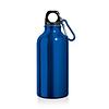Бутылка для спорта. Алюминий. Емкость: 400 мл. Цвет синий