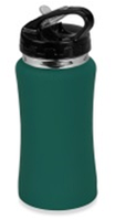 "Бутылка спортивная ""Коста-Рика"" 600мл, зеленый"