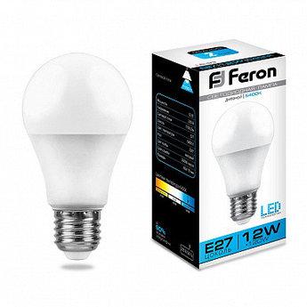 Лампа светодиодная LB-93 (12W) 230V E27 6400K A60