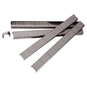 (57664) Скобы для пнев. степл., 22 мм, шир. - 1,2 мм, тол. - 0,6 мм, шир. скобы - 11,2 мм, 5000 шт//MATRIX