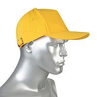 "Кепка -""бейсболка"" желтая"