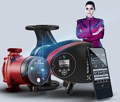 Циркуляционные насосы для систем отопления и ГВС