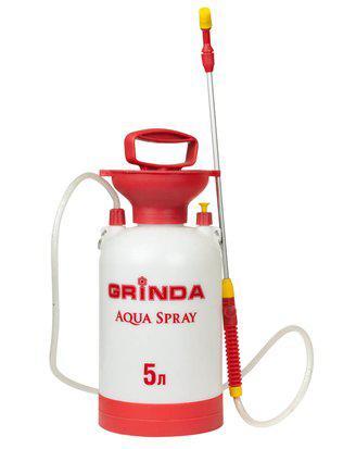 Опрыскиватель садовый GRINDA, переносной, с широкой горловиной , 5 литров