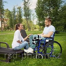 Кресло-коляска активного типа Н 035 (17, 18, 20 дюймов) Р, фото 3