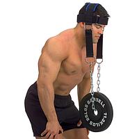 Тяги для тренировки шеи - головная лямка