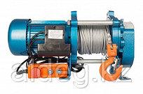 Лебедка электрическая KCD 500 кг 100 м (380)