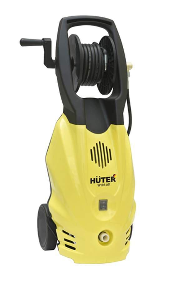Мойка высокого давления Huter  W165-AR