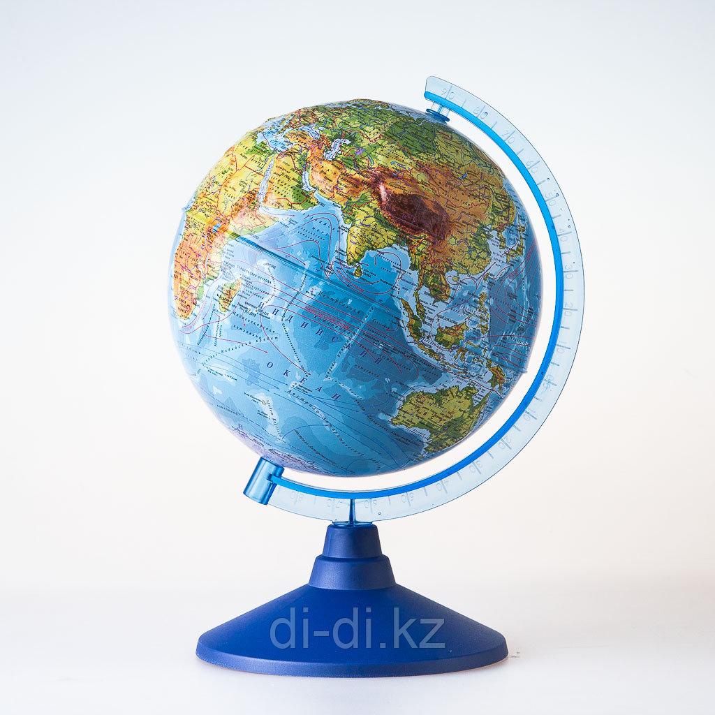 GLOBEN Глобус  Физический рельефный 320 Евро Ке013200229