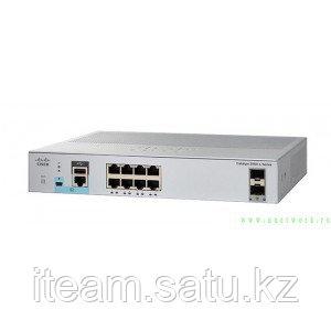 Коммутатор WS-C2960L-8PS-LL