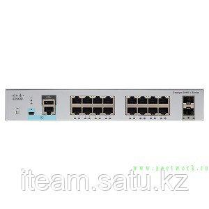 Коммутатор WS-C2960L-16PS-LL