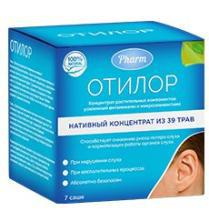 Отилор - саше для восстановления слуха