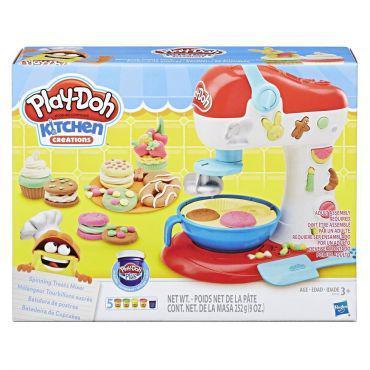 """Hasbro Play-Doh """"Кухня"""" Игровой набор """"Миксер для конфет"""", Плей-До"""