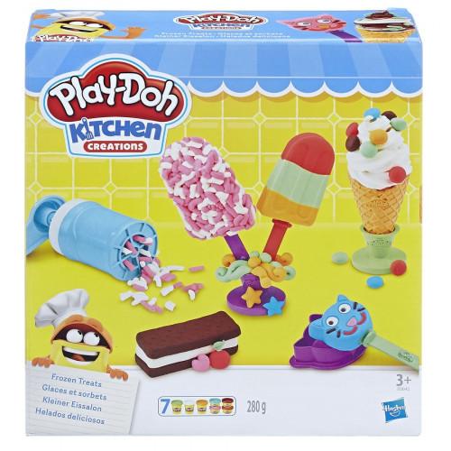 """Hasbro Play-Doh """"Кухня"""" Игровой набор """"Создай любимое мороженое"""", Плей-До"""