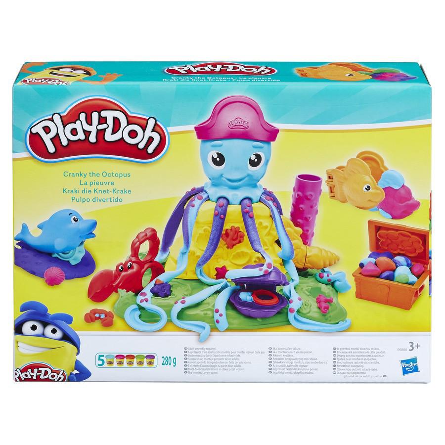 """Hasbro Play-Doh Игровой набор """"Весёлый Осьминог"""""""
