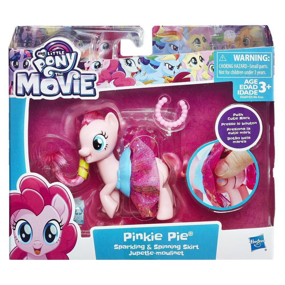 """Hasbro My Little Pony """"Сияние"""" Пинки Пай в сверкающей и крутящейся юбке"""