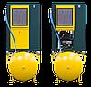 Винтовой компрессор с ресивером DMD 100СR