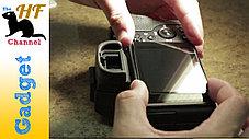 Защитное стекло на LCD дисплей Sony A7 (alpha 7), фото 2