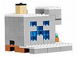 Конструктор bella Minecraft «горная пещера» арт 10735, фото 3