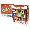 Игровые магнитные кубики MAGNETICUS Цирк (12 предметов)