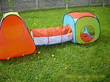 Детская палатка с тоннелем 999-148, фото 2