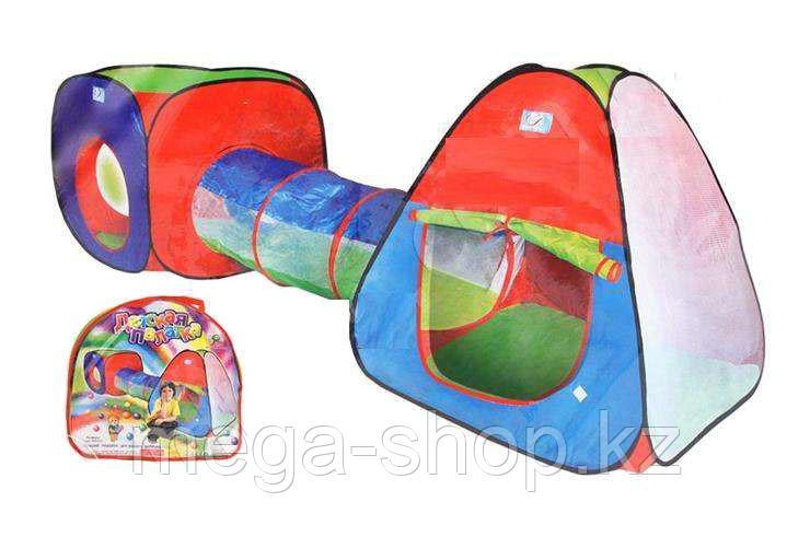 Детская палатка с тоннелем 999-148