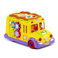 Развивающая игрушка «Забавный автобус», фото 1