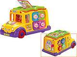Развивающая игрушка «Забавный автобус», фото 2