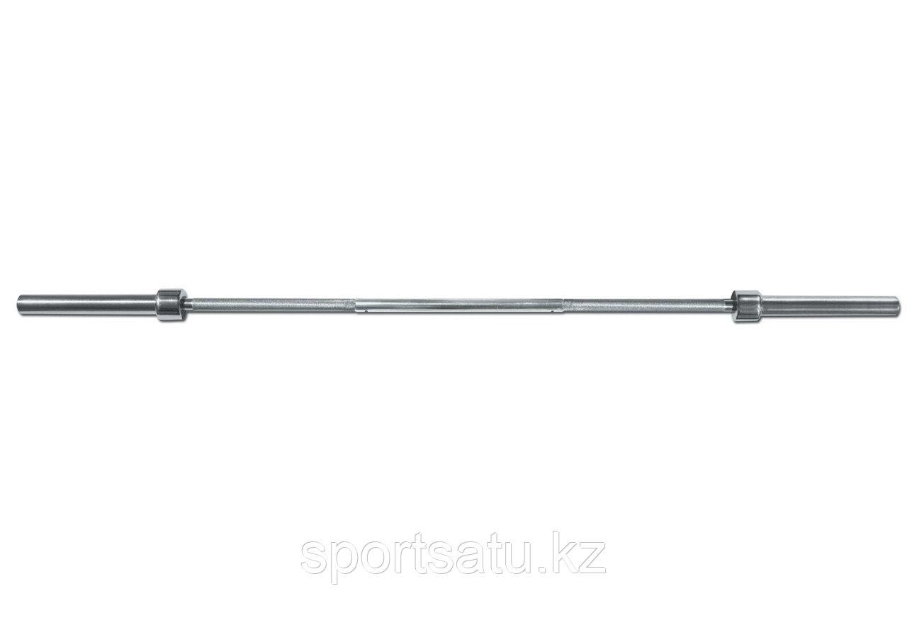 Олимпийский гриф прямой 180см