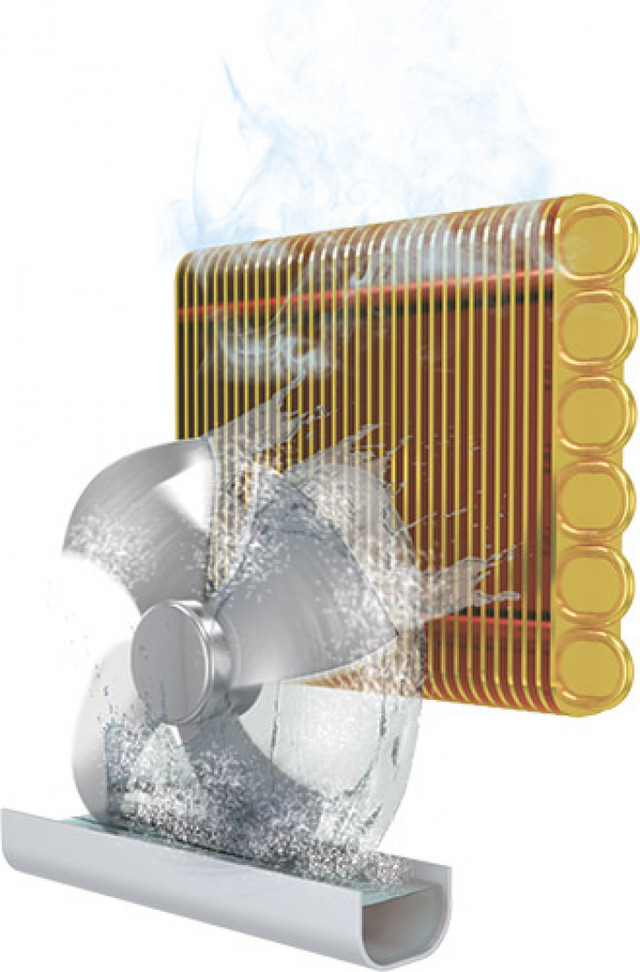 Гидрофильное покрытие