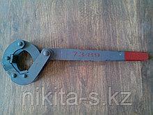 Ключ трубный шарнирный КШ 73/89